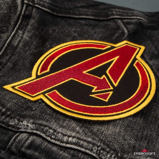 The Avengers RED incline jeans