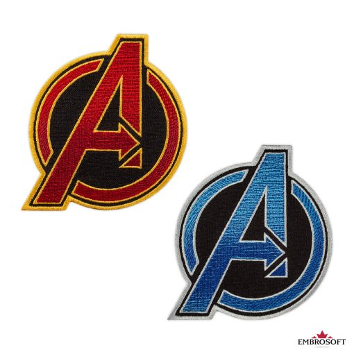 The Avengers collage