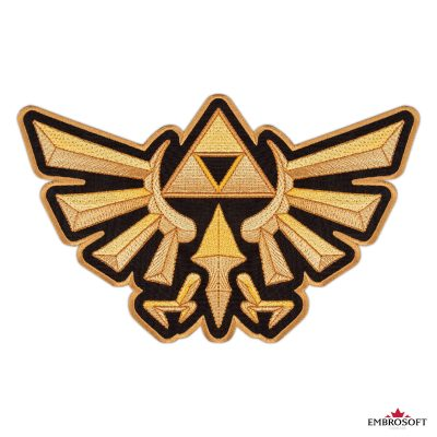 The Legend of Zelda frontal