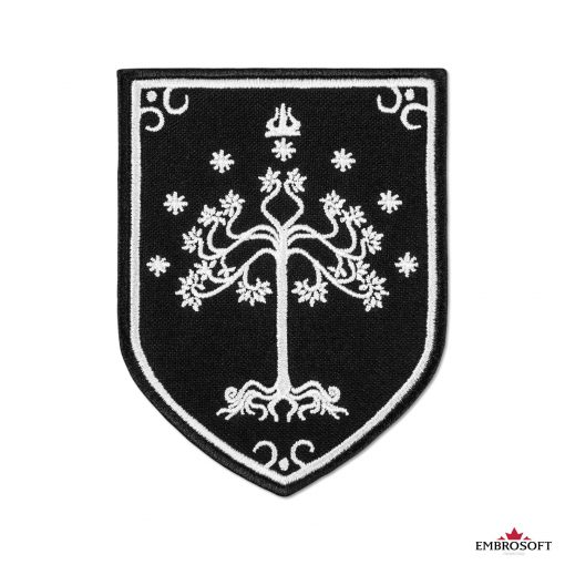 White Tree of Gondor rectangle