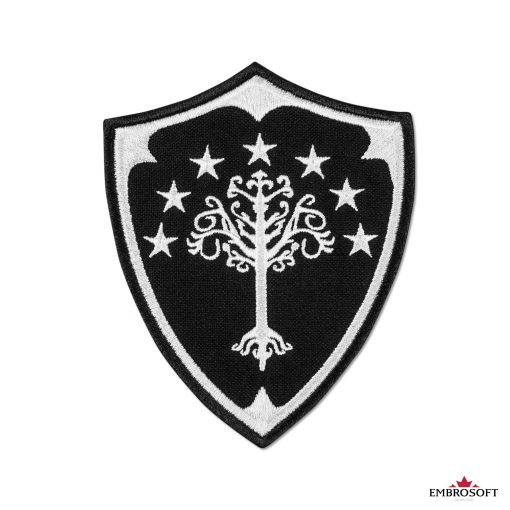 White Tree of Gondor rhombus