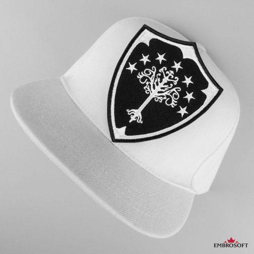 White Tree of Gondor white cap
