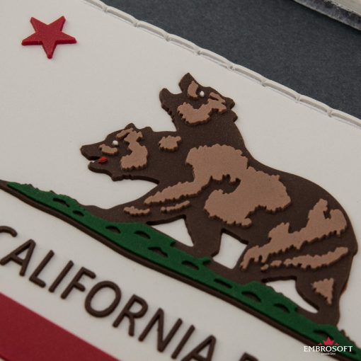 PVC Fallout New California Republic Flag macro