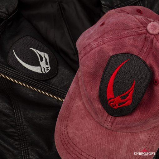 Star Wars The Mandalorian Mudhorn shield cap and jacket