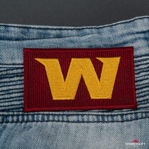 Washington NFL jeans
