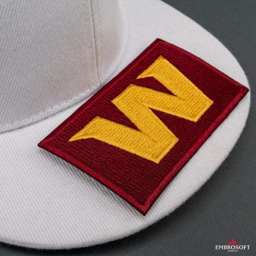 Washington NFL white cap