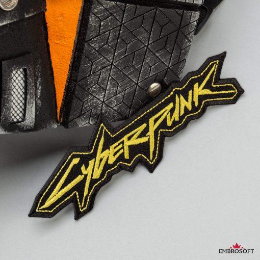 cyberpunk yellow mask