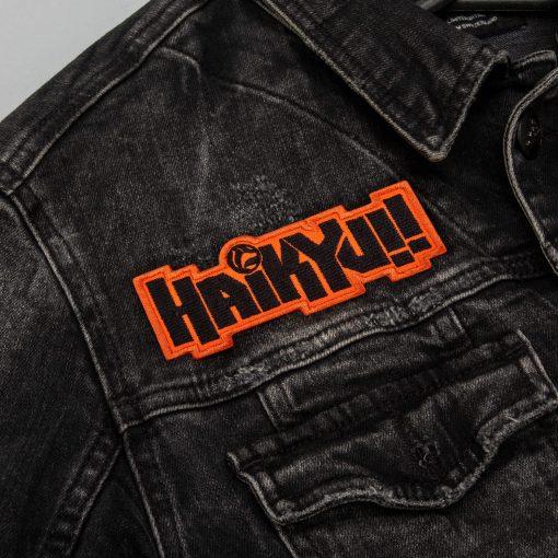 haikyj jeans jacket front