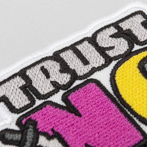 trust no one mackro up