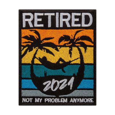 Retired not my problem anymore frontal