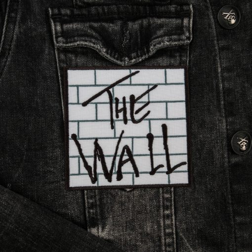 the wall front jeans jacket