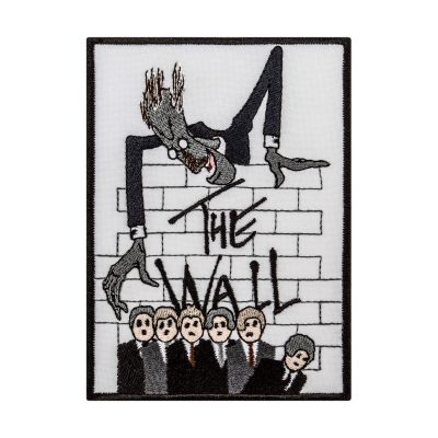 the wall frontal