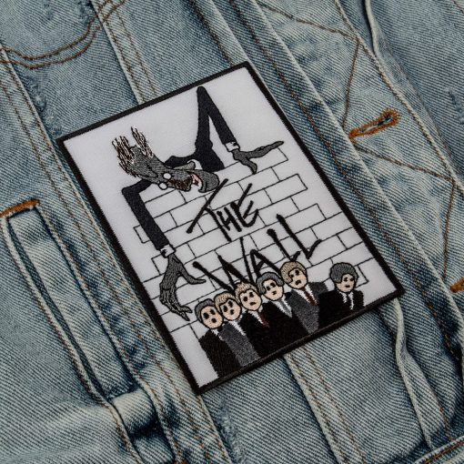 the wall jeans jacket
